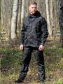 Костюм KE Tactical Горка-3 рип-стоп multicam black - фото 13511