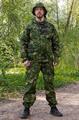 Костюм KE Tactical Снайпер-2 рип-стоп с налокотниками и наколенниками сфера - фото 13711