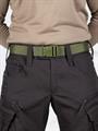 Ремень KE Tactical брючный из стропы 40 мм олива - фото 13880