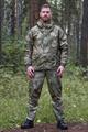 Костюм KE Tactical Горка мембрана на флисе мох - фото 13898