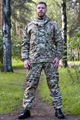 Костюм KE Tactical Горка мембрана на флисе multicam - фото 13963