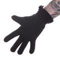 Перчатки Keotica флисовые черные - фото 5286
