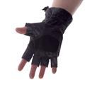 Перчатки-варежки Keotica Softshell питон черный - фото 6144