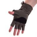 Перчатки-варежки Keotica Softshell олива темная - фото 6152