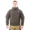 Куртка Keotica Патриот флисовая олива - фото 6237