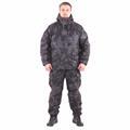 Костюм KE Tactical Горка-Зима облегченный мембрана черный питон - фото 8778